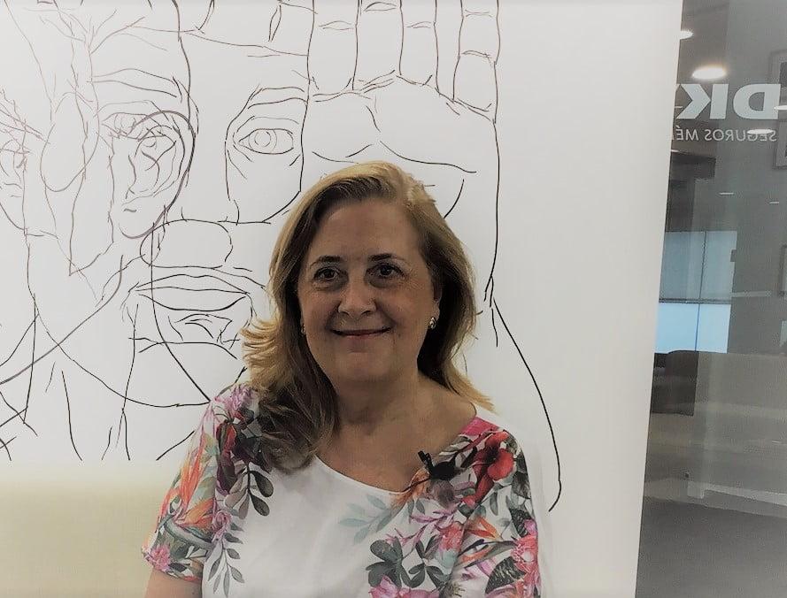 María Jesus Castro, directora de Organización y Sistemas de DKV