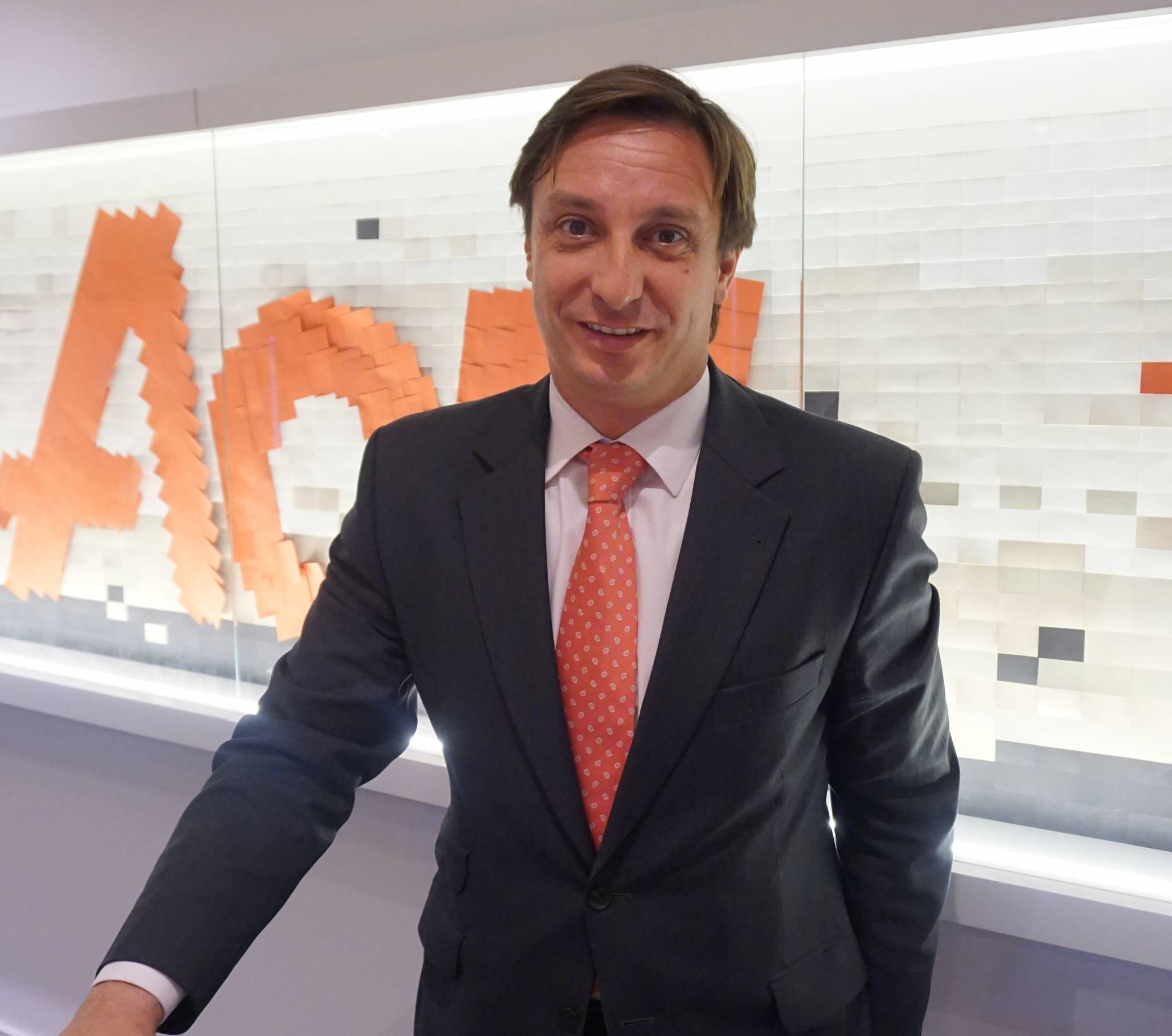 Pablo Montoliú, CIO de AON