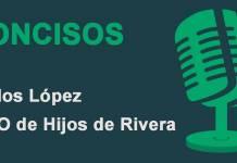 Podcast con Carlos López, CISO de Hijos de Rivera - Estrella Galicia