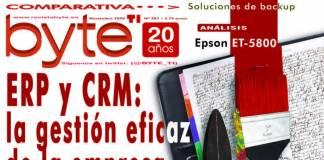 Portada Revista Byte TI Noviembre 2020