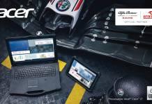 Acer Enduro Alfa Romeo Racing formula 1