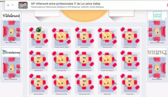 Afterwork IT la latina valley