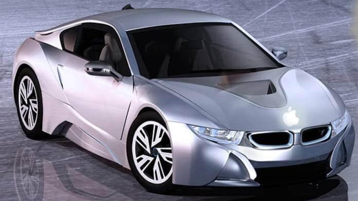 apple car eléctrico