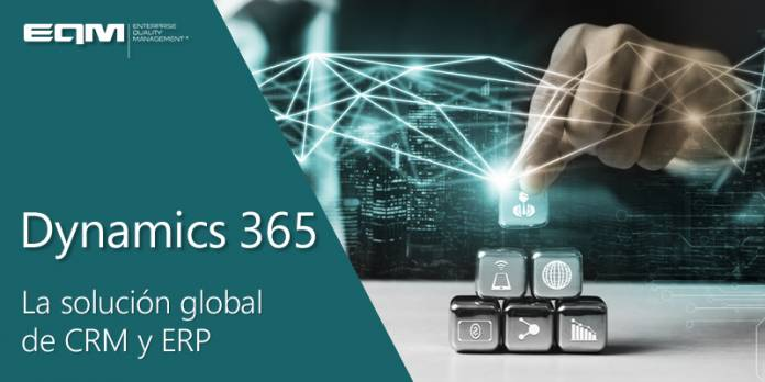 EQM recomienda Microsoft Dynamics 365