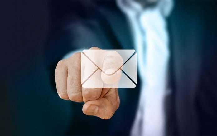e-mail correo electrónico
