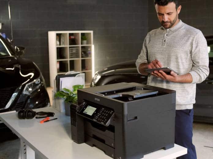 impresoras epson ecotank