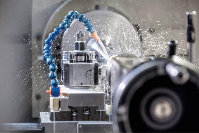 Los sistemas de autoaprendizaje son la base para la transición de las fábricas automatizadas a fábricas autónomas y, por tanto, a las adaptables, por ejemplo, el mecanizado.