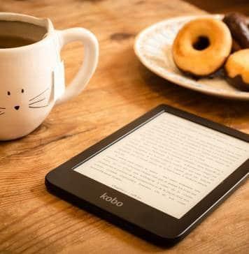 rakuten kobo lectura digital