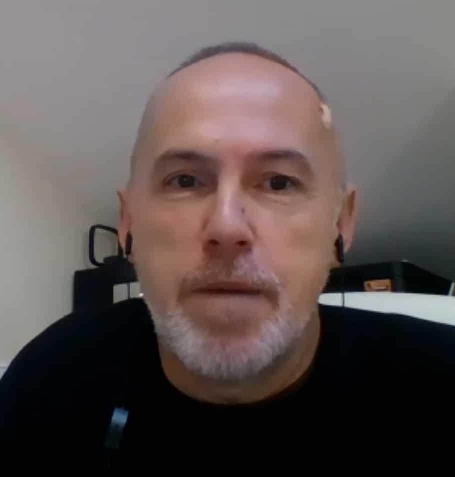 Andrés Fernández Bedmar, Director de Arquitectura de la Agencia de la Administración Digital de la Comunidad de Madrid