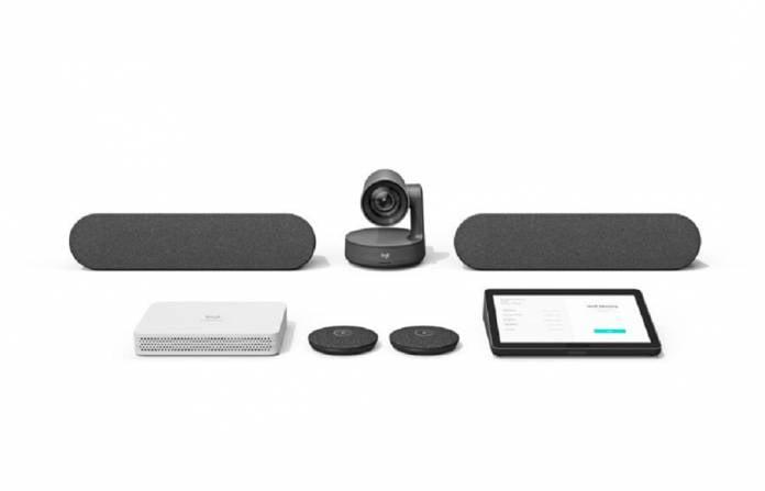 Logitech videoconferencia