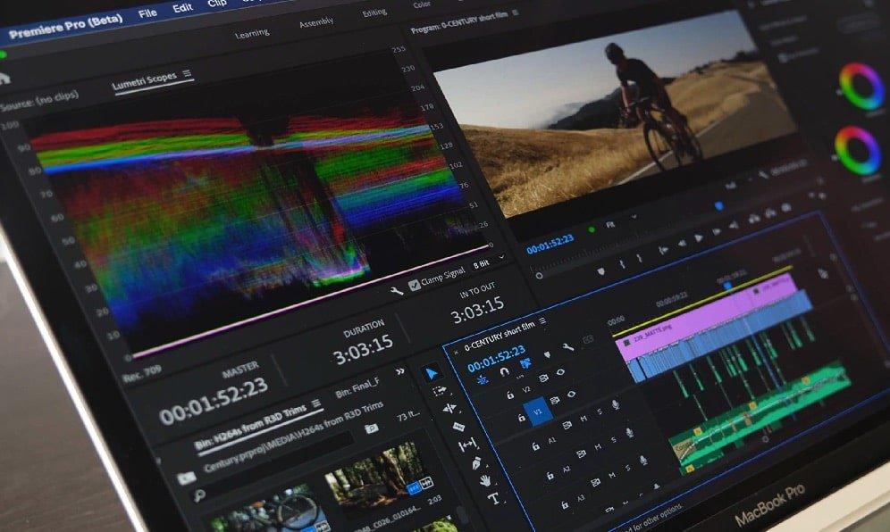 Nueva Beta pública de Premiere Pro, Premiere Rush y Audition