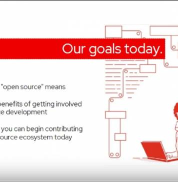 red hat open source 1