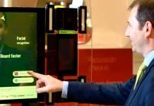 Barajas amplía el acceso por reconocimiento facial