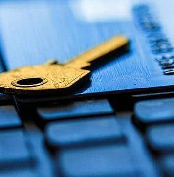 La mezcla de la banca y la informática, calculadora de préstamos banca de las cosas