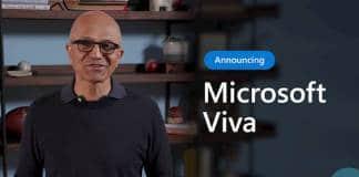 Satya Nadella Microsoft Viva