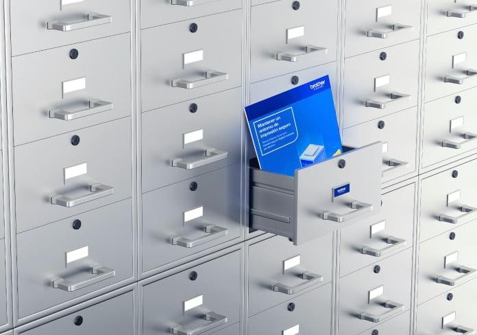 Brother alerta sobre la baja seguridad  de la impresión en las empresas