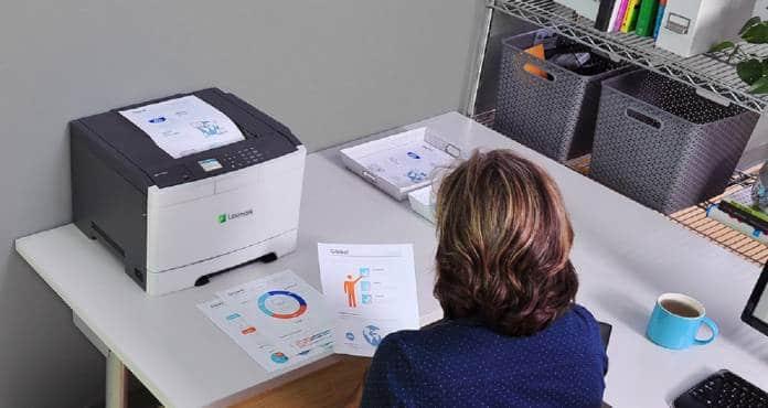 fax lexmark etherfax
