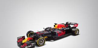 Fórmula 1 Oracle Red Bull Racing
