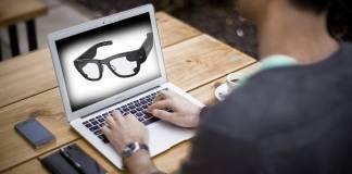 Gafas inteligentes Facebook smart glasses