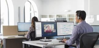 HP servicios teletrabajo administración