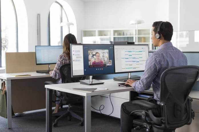 HP servicios teletrabajo