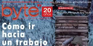 Portada Revista Byte TI 291, Marzo 2021