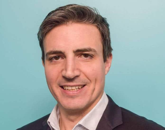 Renaud Charvet, cofundador y CEO de Ringover