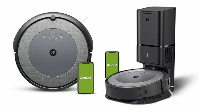 Roomba i3 + robots aspiradores
