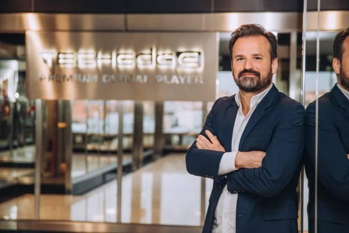 Daniel Valdés Managing Director de Techedge