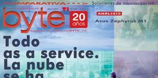 Portada Revista byte TI 292, Abril 2021