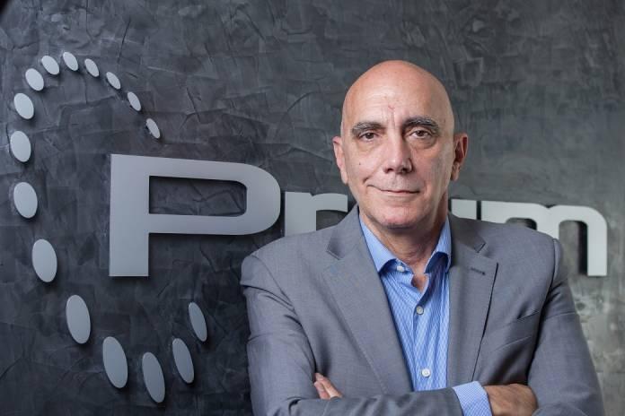 Pedro Herrera Iglesias. Country Manager Iberia de Praim