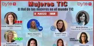 rol de la mujer en el sector tic