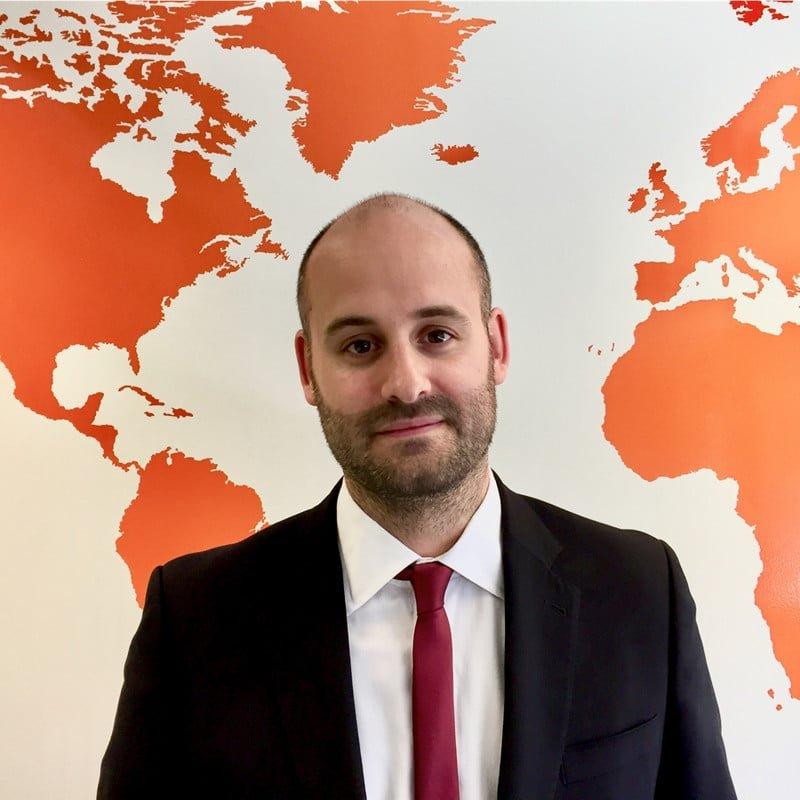 Alfonso Martínez, Country Manager de la división de seguridad de España y Portugal de Thales