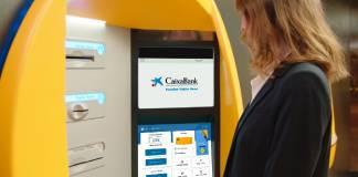 CaixaBank ATMNow ofrece la misma experiencia de uso de la banca digital que en móvil y web