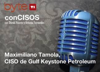 Maximiliano Tamola, CISO de Gulf Keystone Petroleum