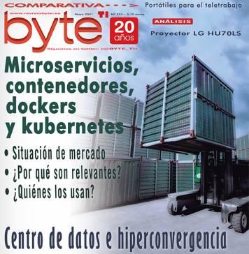 Portada Revista Byte TI Mayo 2021, número 193