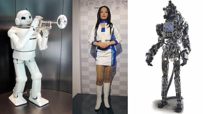 Un siglo conviviendo con nosotros- cómo los robots han cambiado nuestras vidas