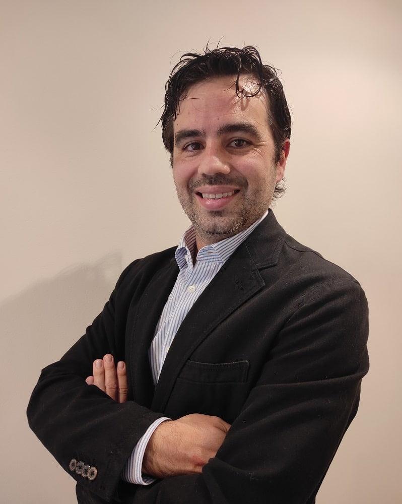 Pablo Tejedor, Database and Big Data Lead en ING