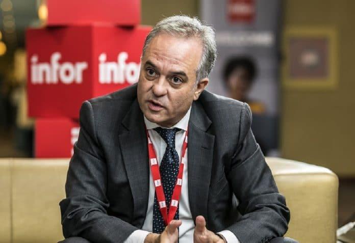 José Velázquez director general de Infor