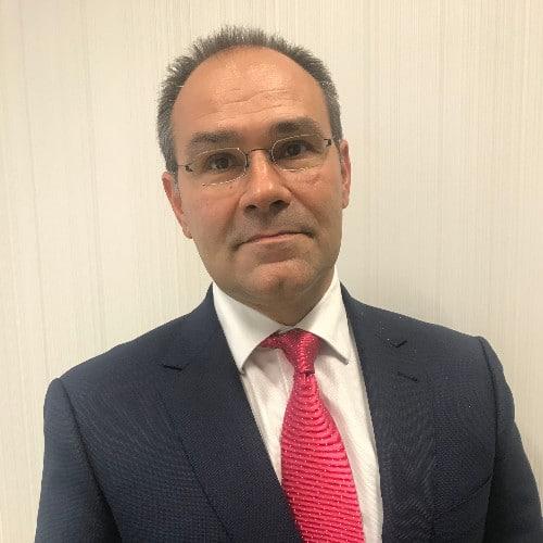 Alfredo García, CIO de FCC
