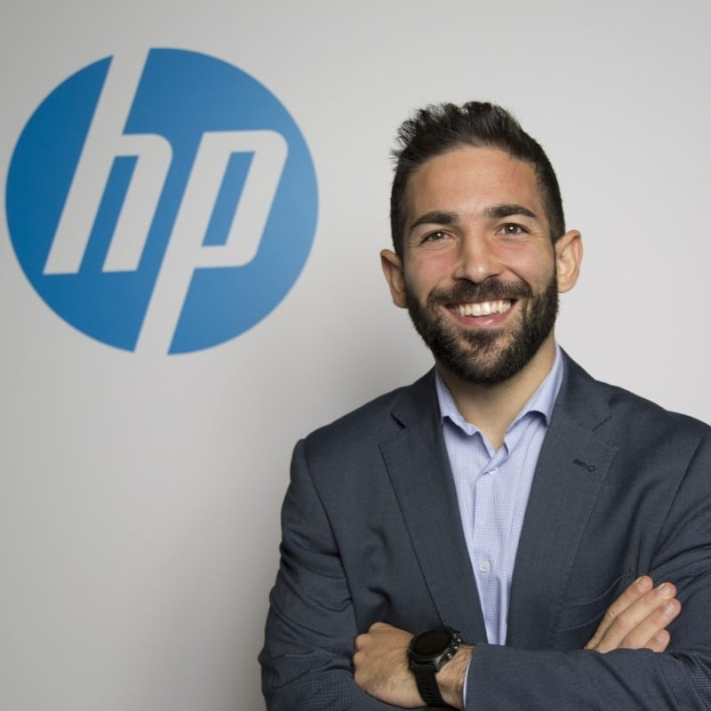 Carlos Manero, Digital Services Business Development Manager de HP