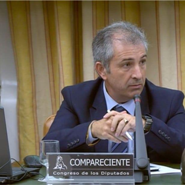 Enrique Ávila, Director del Centro de Análisis y Perspectivas de la Guardia Civil