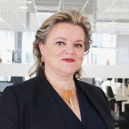 Julia Serrano, directora digital operation service de Inetum