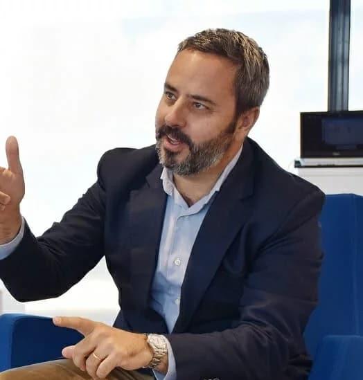 Óscar Visuña, Head of Business Sales de Epson