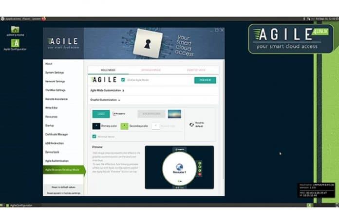 agile4linux linux praim
