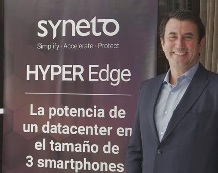 Eduardo García syneto
