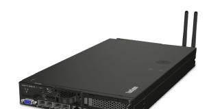 Lenovo edge servidores ThinkSystem SE350