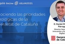 Generalitat de cataluna tecnologías digitales nueva economía